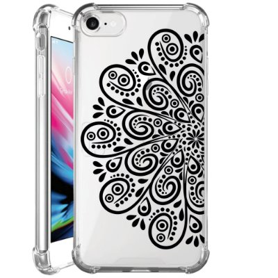 Capa Anti Shock Personalizada - ARABESCO MANDALA