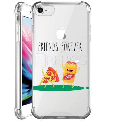 Capa Anti Shock Personalizada - FRIENDS FOREVER