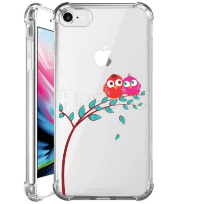 Capa Anti Shock Personalizada - LOVE BIRD