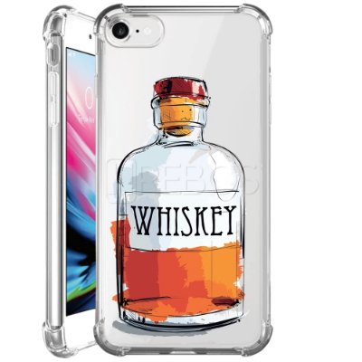 Capa Anti Shock Personalizada - WHISKEY