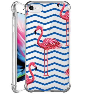 Capa Anti Shock Personalizada - FLAMINGO