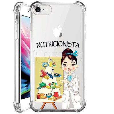 Capa Anti Shock Personalizada - NUTRICIONISTA