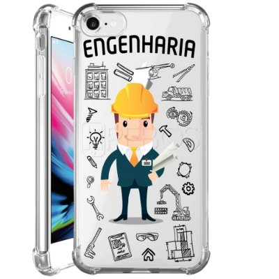 Capa Anti Shock Personalizada - ENGENHARIA