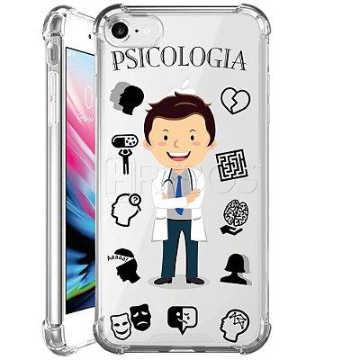 Capa Anti Shock Personalizada - PSICOLOGIA