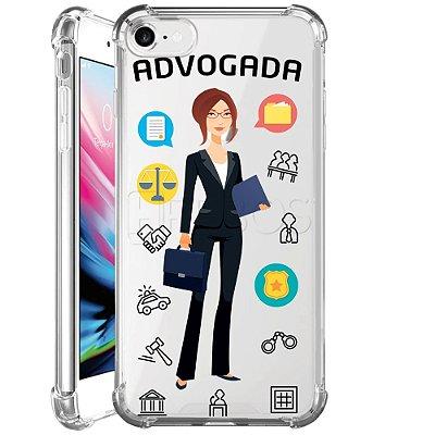 Capa Anti Shock Personalizada - ADVOGADA