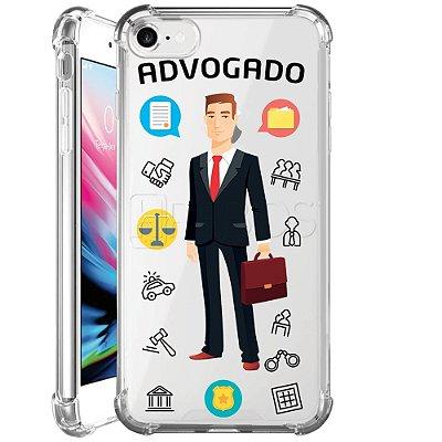 Capa Anti Shock Personalizada - ADVOGADO