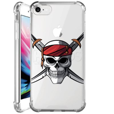 Capa Anti Shock Personalizada - PIRATAS 3
