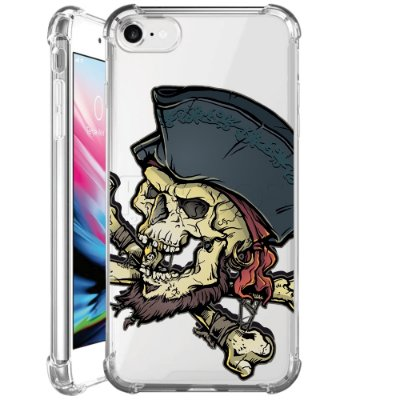 Capa Anti Shock Personalizada - PIRATAS 4