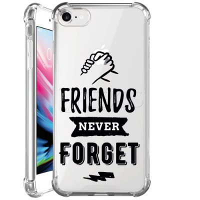 Capa Anti Shock Personalizada - FRIENDS NEVER FORGET