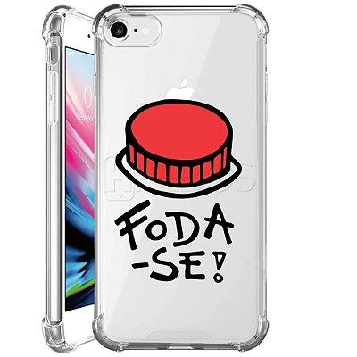 Capa Anti Shock Personalizada - FODA-SE