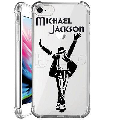 Capa Anti Shock Personalizada - MICHAEL JACKSON 1
