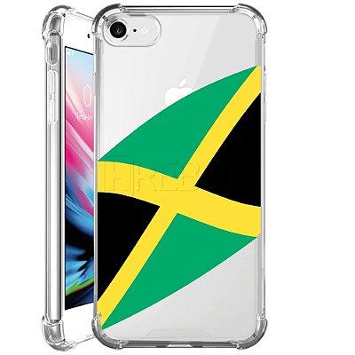 Capa Anti Shock Personalizada - JAMAICA