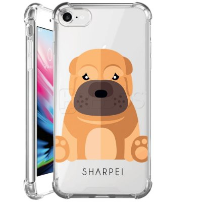 Capa Anti Shock Personalizada - SHARPEI