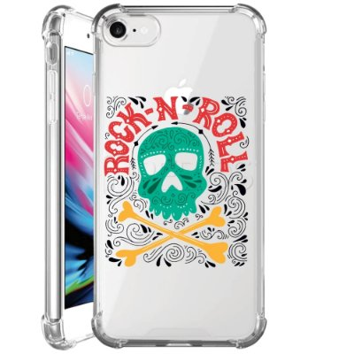 Capa Anti Shock Personalizada - ROCK N ROLL