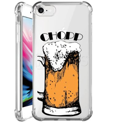 Capa Anti Shock Personalizada - CHOPP