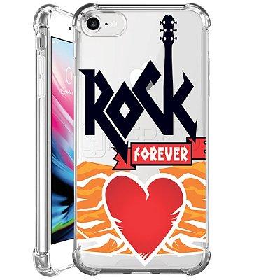 Capa Anti Shock Personalizada - ROCK FOREVER