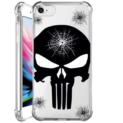 Capa Anti Shock Personalizada - PUNISHER 3