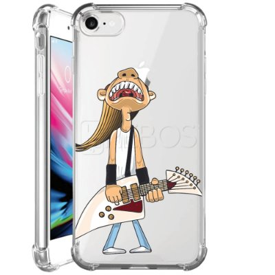 Capa Anti Shock Personalizada - GUITARRISTA FEELINGS