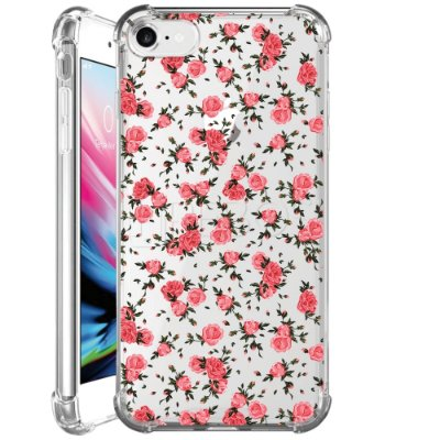 Capa Anti Shock Personalizada - FLORES ORNAMENTAL
