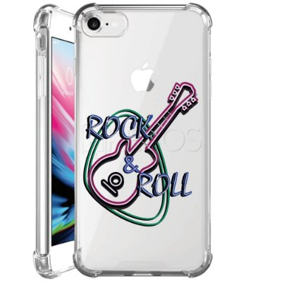 Capa Anti Shock Personalizada - ROCK N ROLL 5