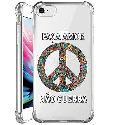 Capa Anti Shock Personalizada - FAÇA AMOR