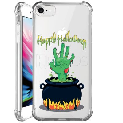 Capa Anti Shock Personalizada - HAPPY HALLOWEEN