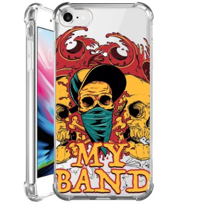 Capa Anti Shock Personalizada - MY BAND