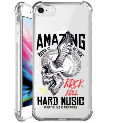 Capa Anti Shock Personalizada - AMAZING HARD MUSIC