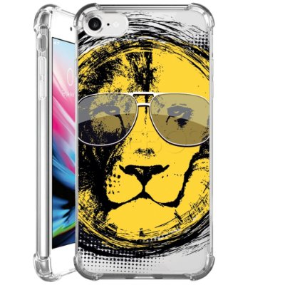 Capa Anti Shock Personalizada - YELLOW LION