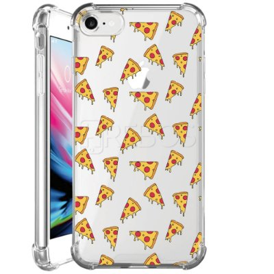 Capa Anti Shock Personalizada - FATIAS DE PIZZA