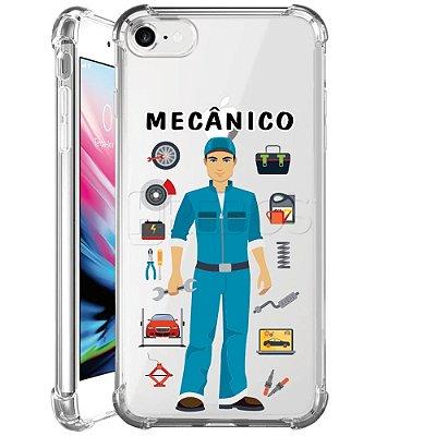 Capa Anti Shock Personalizada - MECÂNICO MASC