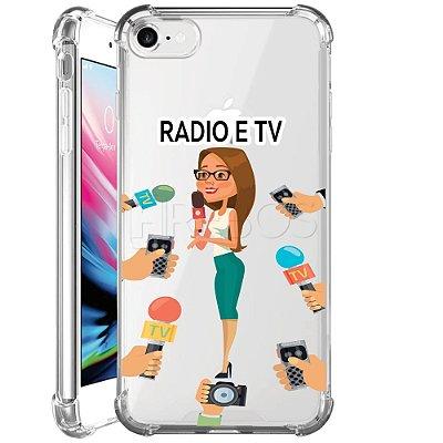 Capa Anti Shock Personalizada - RADIO E TV FEM