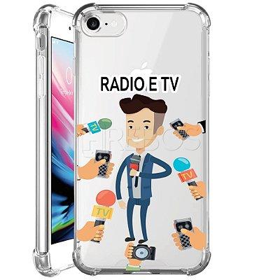 Capa Anti Shock Personalizada - RADIO E TV MASC