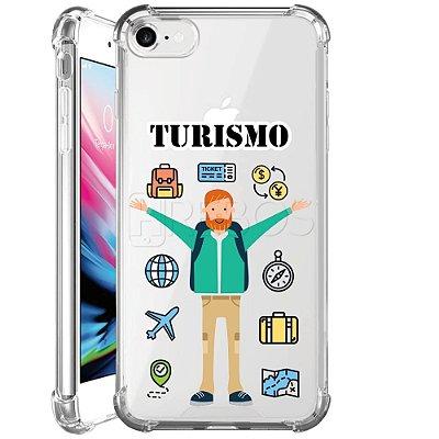 Capa Anti Shock Personalizada - TURISMO MASC