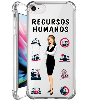 Capa Anti Shock Personalizada - REC HUMANOS FEM