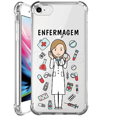Capa Anti Shock Personalizada - ENFERMAGEM FEM
