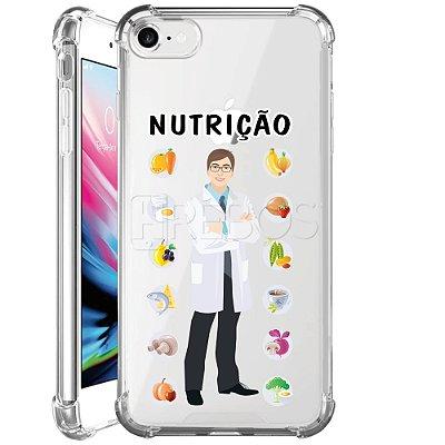 Capa Anti Shock Personalizada - NUTRIÇÃO FEM
