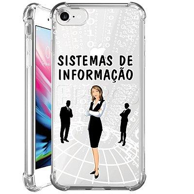 Capa Anti Shock Personalizada - SIST DE INFORMAÇÃO FEM