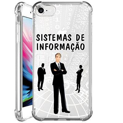 Capa Anti Shock Personalizada - SIST DE INFORMAÇÃO MASC