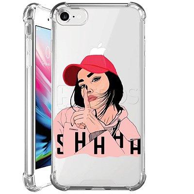 Capa Anti Shock Personalizada - SHHHH