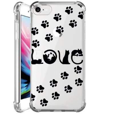 Capa Anti Shock Personalizada - LOVE CATS