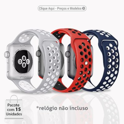 Pulseira Apple Watch - Sport (Cores Sortidas)