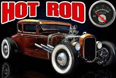 Quero ver mais sobre Hot Rod