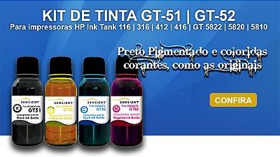 HP GT51 | GT52
