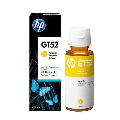 Refil de Tinta HP GT 52 | GT 5822 - Yellow | Amarelo - (M0H56AL) - Original