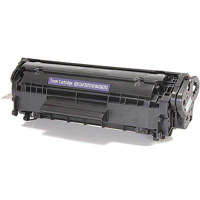 Toner HP Q2612A | 12A Compatível | 1010 1012 1018 1020 3015 3020 3030 3050 3055 M1319