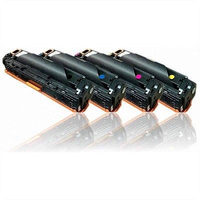 Toner HP CP1525 | CM1415 | CP1215 | CP1515n | CM1312 - 128a Universal