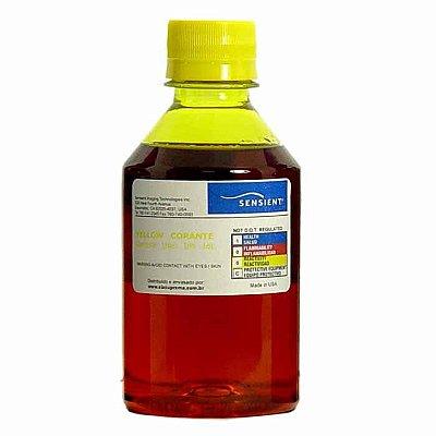 Tinta Amarela para Recarga em Cartuchos HP 364 | 564 | 670 | 920 | Sensient Technologies
