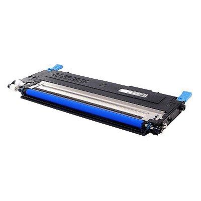 Toner Samsung CLP 315 | CLX 3170 | CLX 3175N | C409 Cyan - Compatível 1K