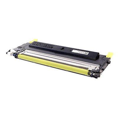 Toner Samsung CLP 315 | CLX 3170 | CLX 3175N | Y409 Amarelo - Compatível 1K